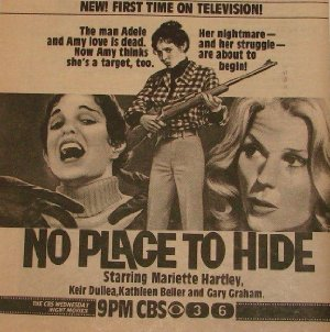 No Place To Hide (1981)