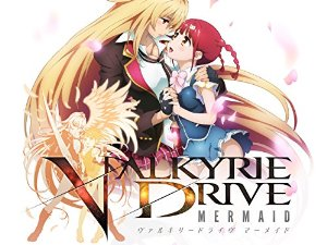Valkyrie Drive: Mermaid Specials (dub)