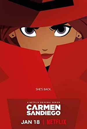 Carmen Sandiego: Season 4