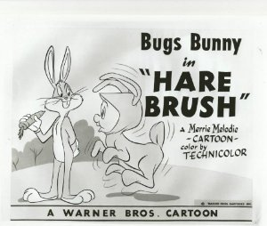 Hare Brush