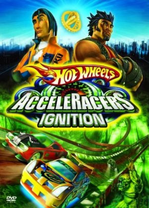 Hot Wheels: Acceleracers - Ignition
