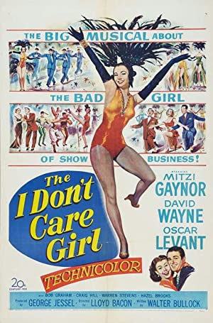 The I Don't Care Girl
