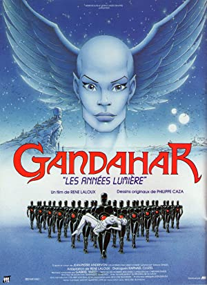 Gandahar 1988