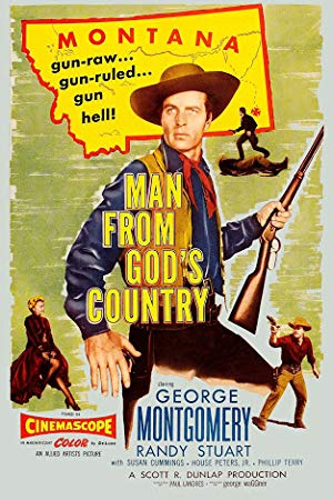 Man From God's Country