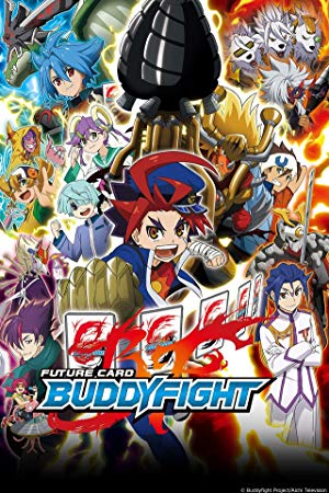 Future Card Buddyfight Battsu