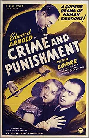 Crime And Punishment 1935
