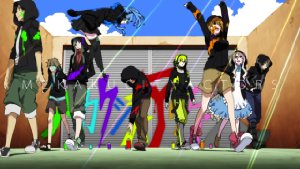 Mekakucity Actors: Season 1