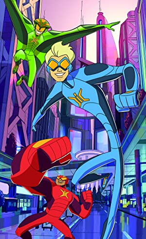 Stretch Armstrong & The Flex Fighters: Season 2