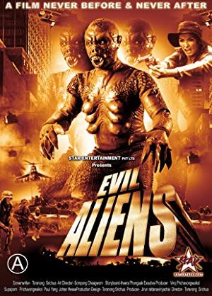 Evil Aliens: Unhuman