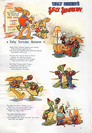 Toby Tortoise Returns