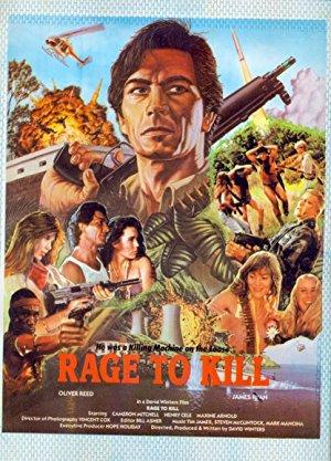 Rage To Kill