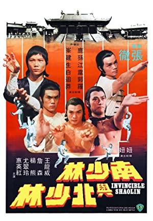 Invincible Shaolin