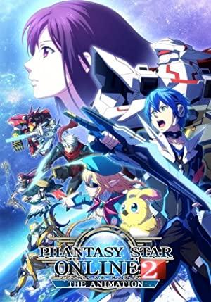 Phantasy Star Online 2 Comic