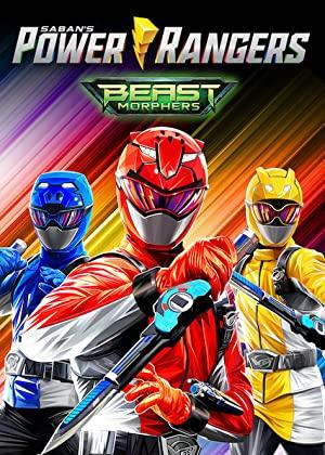 Power Rangers Beast Morphers:season 2