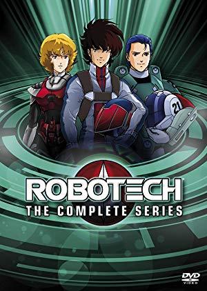 Robotech (dub)