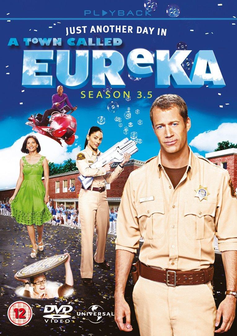 Eureka: Season 3