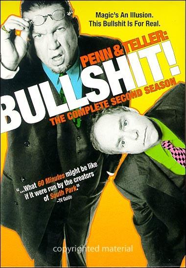Penn & Teller: Bullshit!: Season 2