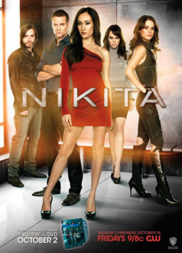 Nikita: Season 3