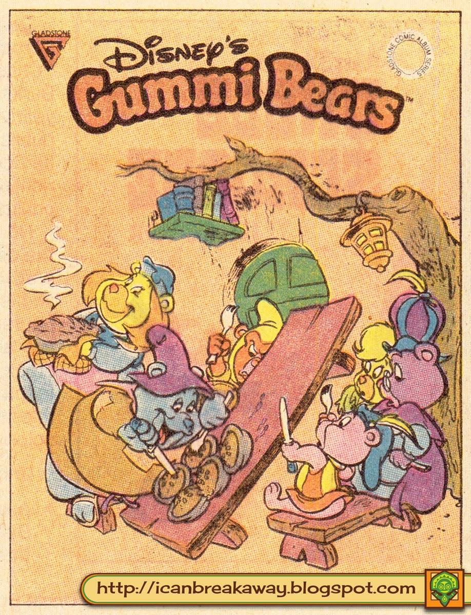 Adventures Of The Gummi Bears: Season 2