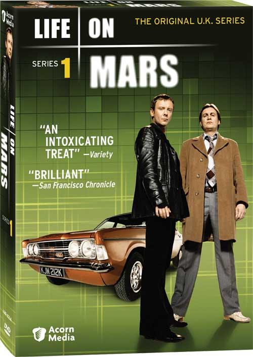 Life On Mars: Season 1
