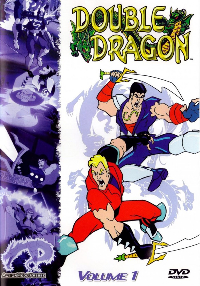 Double Dragon: Season 1
