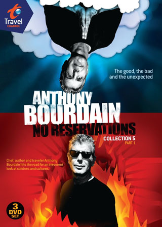 Anthony Bourdain: No Reservations: Season 10