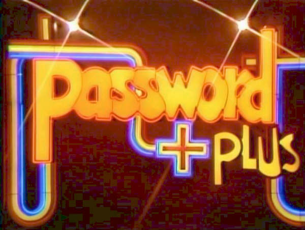 Password Plus: Season 1