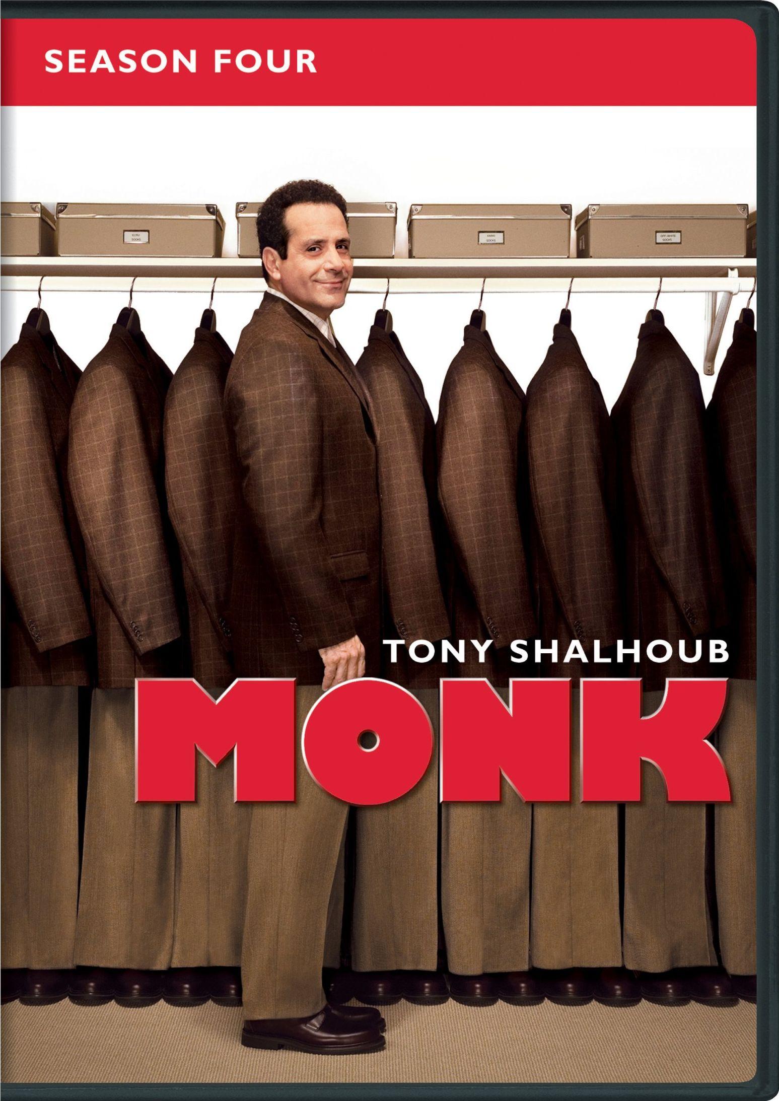 Monk: Season 4
