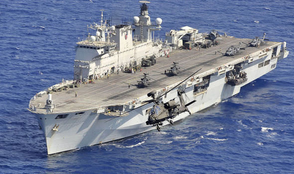 Britain's Biggest Warship: Season 1