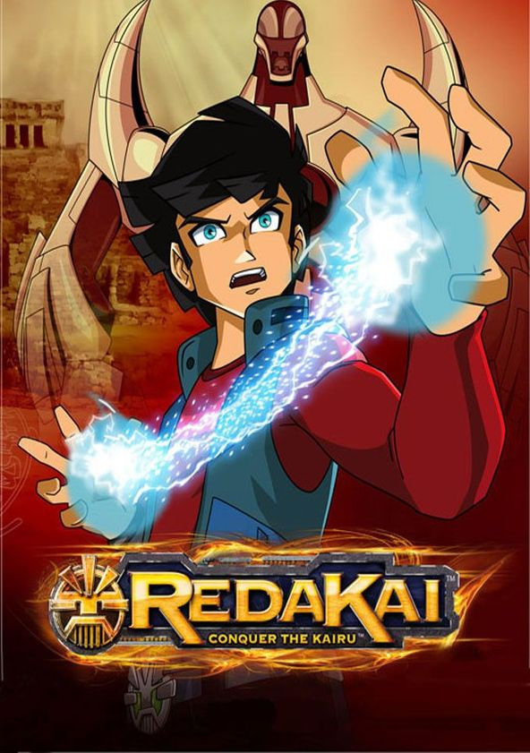 Redakai: Conquer The Kairu: Season 1