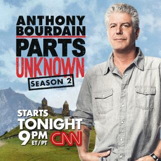 Anthony Bourdain: Parts Unknown: Season 3