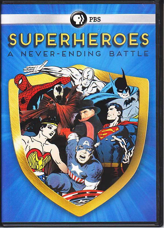 Superheroes: A Never-ending Battle: Season 1