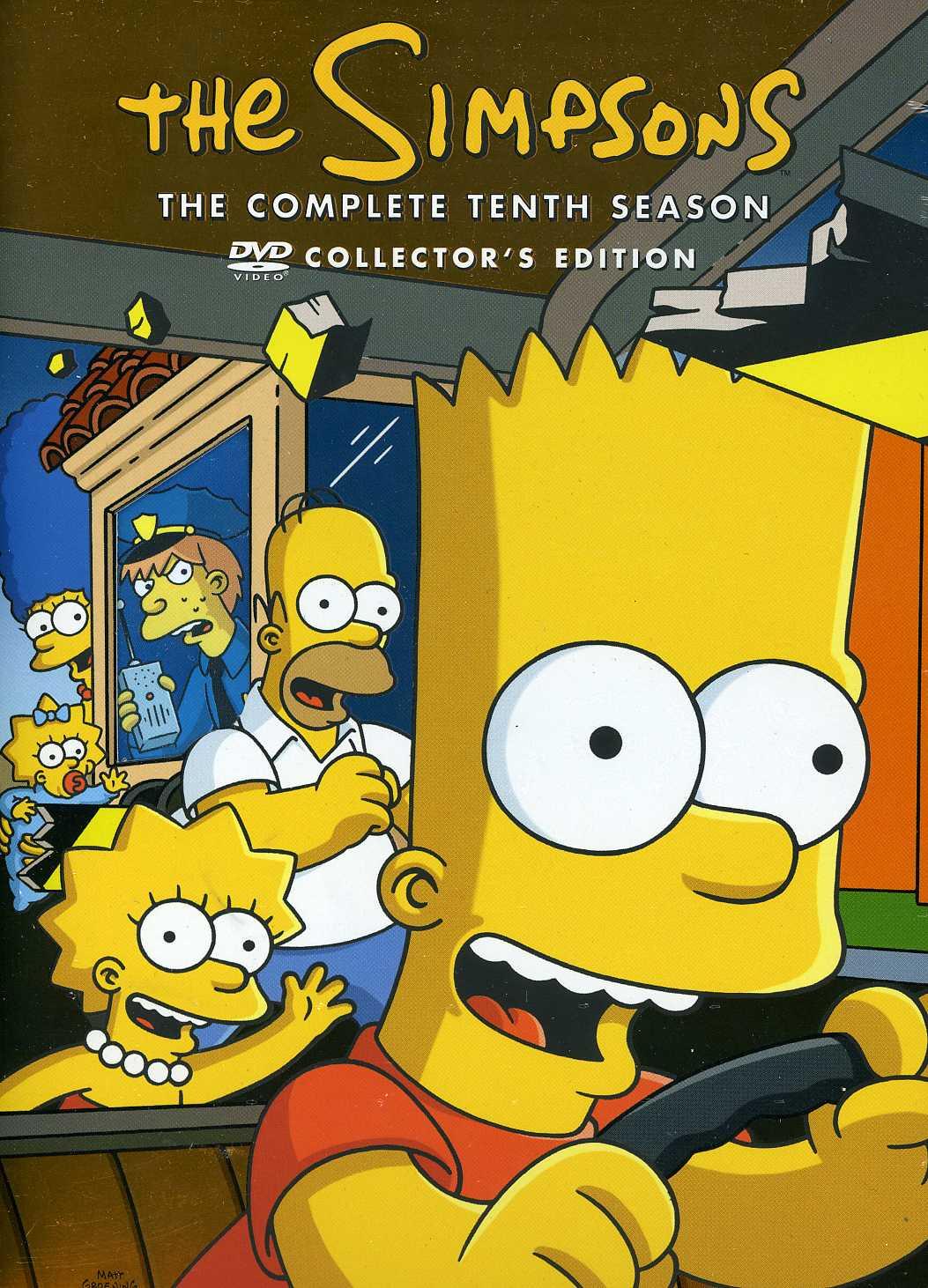 The Simpsons: Season 10