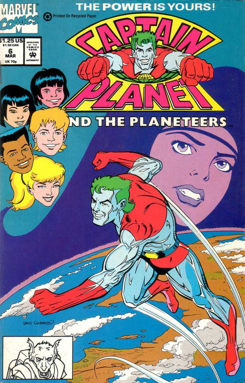 Captain Planet And The Planeteers: Season 2