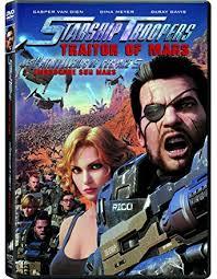 Starship Troopers: Traitor Of Mars (dub)