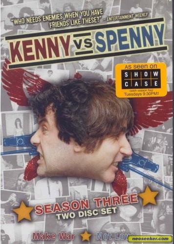 Kenny Vs. Spenny: Season 3