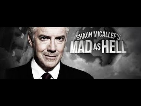 Shaun Micallef's Mad As Hell: Season 1