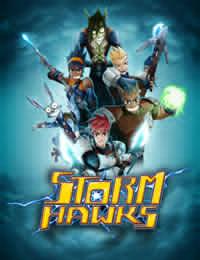 Storm Hawks: Season 2