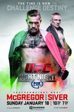 Ufc Fight Night 59 Mcgregor Vs Siver Prelims