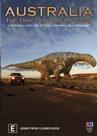 Australia: The Time Traveller's Guide: Season 1