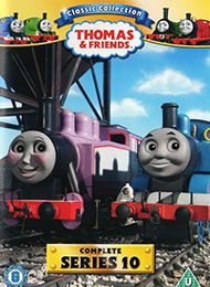 Thomas The Tank Engine & Friends: Season 10