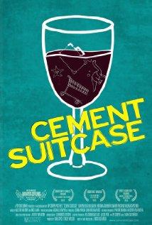 Cement Suitcase
