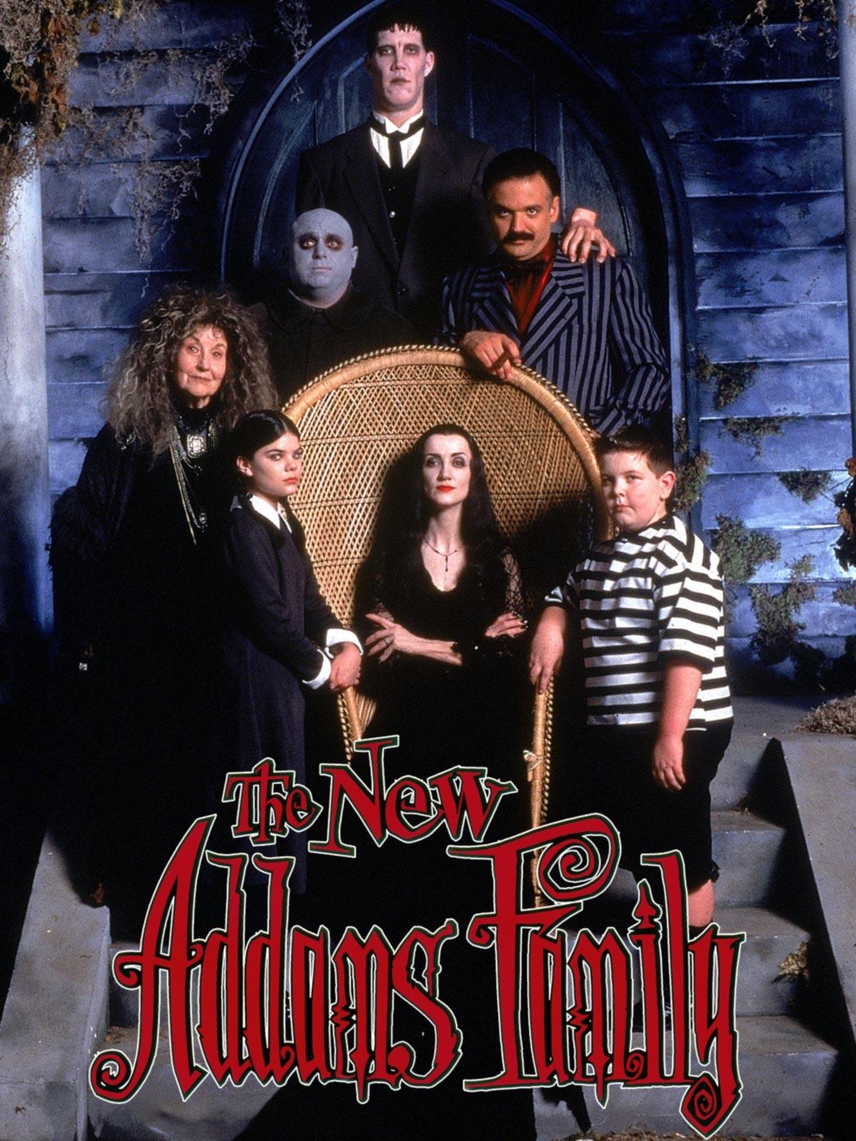 The New Addams Family: Season 1