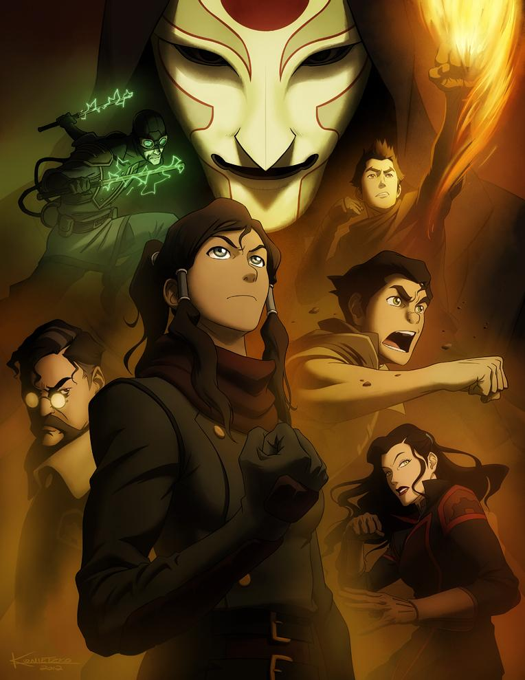 Avatar: The Legend Of Korra Book 2: Spirit
