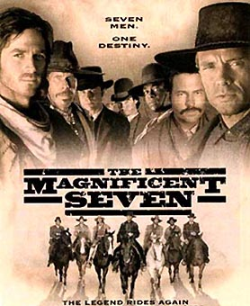 The Magnificent Seven: Season 1