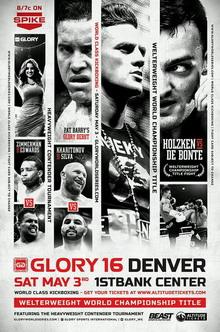 Glory 16: Denver