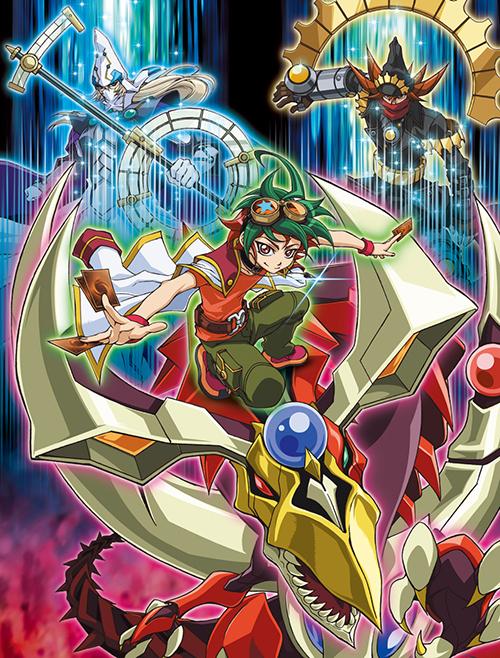 Yu-gi-oh! Arc-v: Season 1