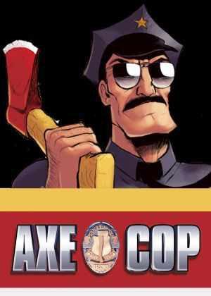 Axe Cop: Season 1