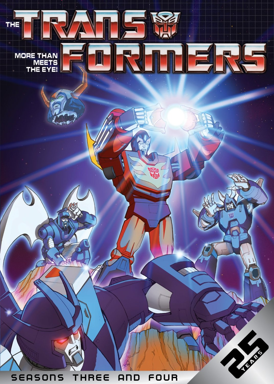 Transformers: Season 3