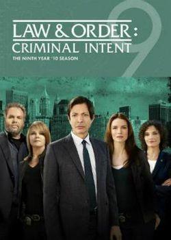 Law & Order: Criminal Intent: Season 9